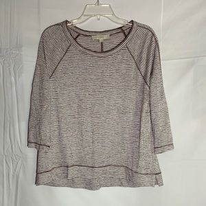 Ann Taylor Loft Striped Sweater